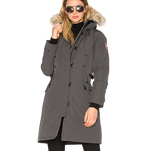 canada goose kensington graphite small